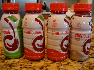 Cheribundi Tart Cherry Juices