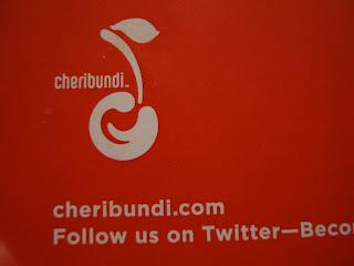 Cheribundi website info