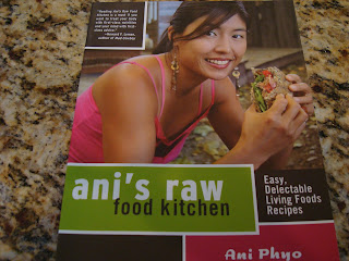 Ani's Raw Food Kitchen cookbook