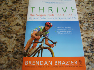 Thrive The Vegan Nutrition Guide book