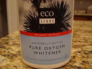 Eco Store Pure Oxygen Whitener