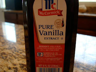 McCormick Pure Vanilla Extract Bottle