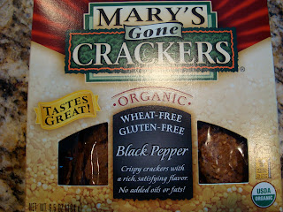 Box of Marys Gone Crackers in Black Pepper