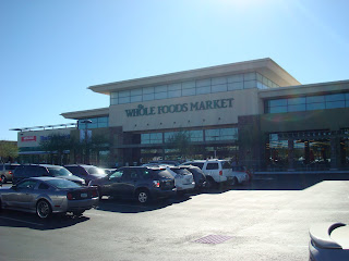 Outside of Whole Foods Market