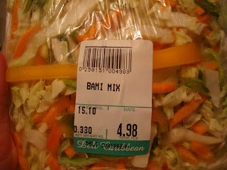 Bami Mix in package