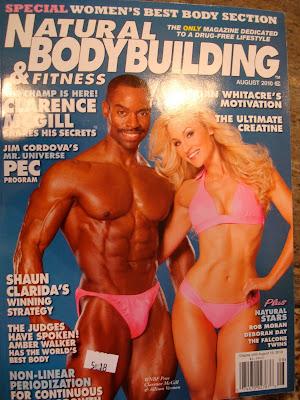 Natural Bodybuilding magazine