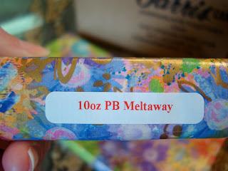 Box of PB Meltaways