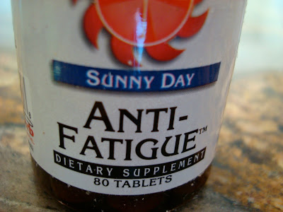 Bottle of Sunny Day Anti-Fatigue