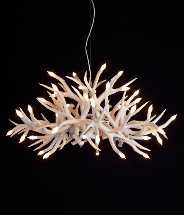 Superordinate Antler Chandelier