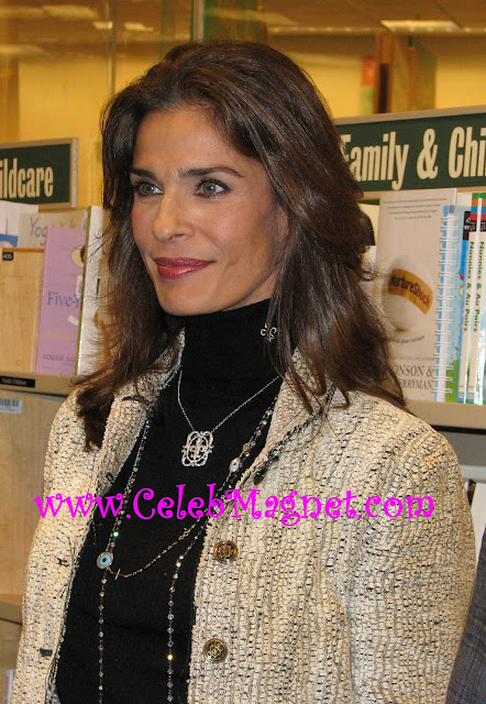Kristian Alfonso arrives at Days of Our Lives Cast book signing party