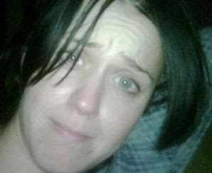 Katy Perry Makeup on Brand Tweets Pic Of Katy Perry With No Makeup     Quickly Deletes