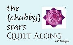 Chubby Stars Quilt Along