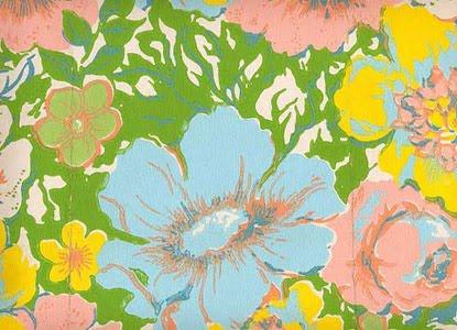 wallpaper vintage. vintage floral wallpaper