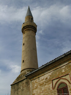 geamia lui Ali Gaza Pasa moscheea lui Ali Gaza Pasa babadag tulcea