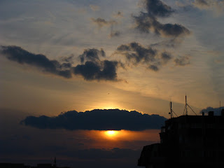 Apus-Sunset-Puesta del sol-Ηλιοβασίλεμα