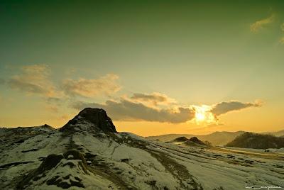 Rezervația Vulcanii noroioși-Berca Mud Volcanoes-Schlammvulkane von Berca
