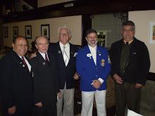 Visita do governador CL Marcus Sader e Cal Ligia