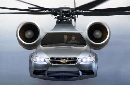 Carros voladores