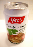 Yeos Grass Jelly Drink