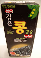 Black Bean Calcium Soy Drink