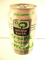 Whole Earth Organic Sparkling Lemonade
