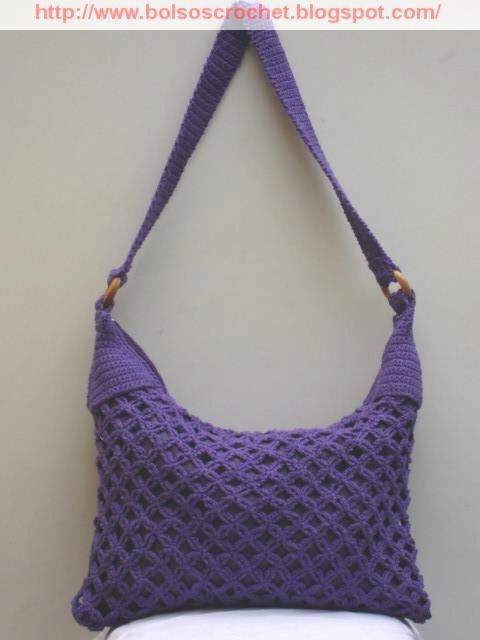 CARTERA CROCHET PAT