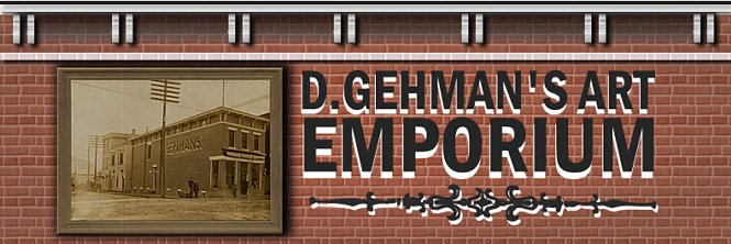 DGehman&#39;s Art Emporium