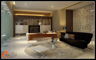 Modern Rooms Design on Home Interior Decoration  Modern Living Room Interior Design Ideas