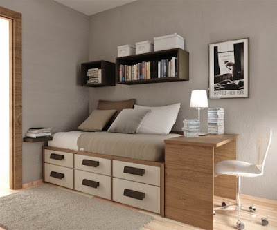 Teenage Bedroom Design on Thoughtful Teenage Bedroom Interior Design Layouts