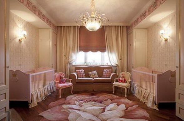 Cute vintage room ideas Vintage childrens room decor
