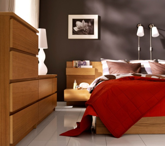 Interior Designs  Bedroom Designs  Bedroom Design Ideas: Modern IKEA ...