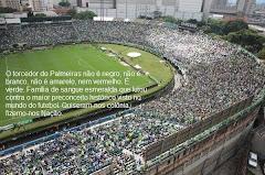 Saudades do Palestra...  Saudades do Palmeiras
