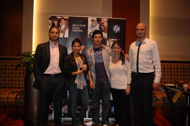 HP Supports, Awards Climb for Cancer Project