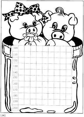 vol.2 Page 018 Atividades Sequência numérica