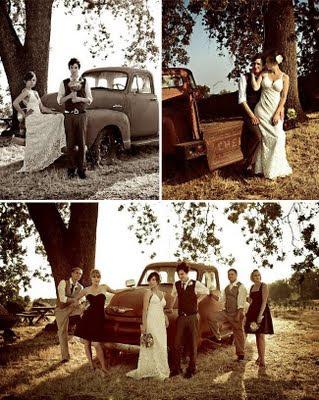Nashville Event Planning Vintage Wedding Ideas
