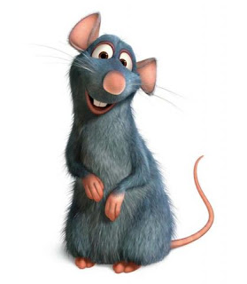 Ratatouille rate