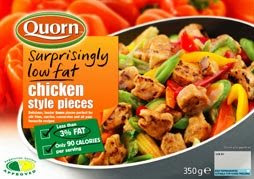 how to cook quorn chicken pieces