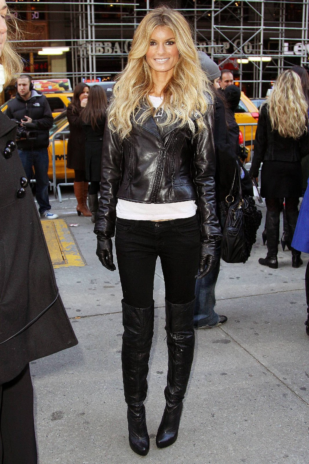 Celebs In Thigh High Boots — Pics Of Fashion Inspiration ...