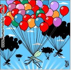 Balões no Rio
