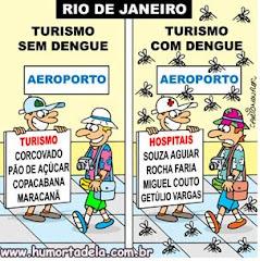 Turismo com dengue