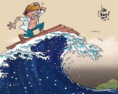 A grande onda - Ivan Cabral