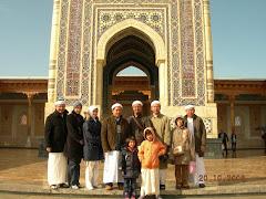 Makam Imam Bukhari,ra.