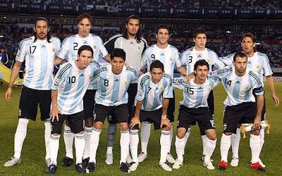 SKUAD ARGENTINA
