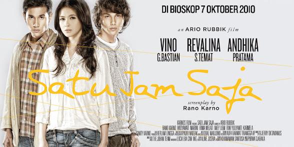 Cover Film Satu Jam Saja