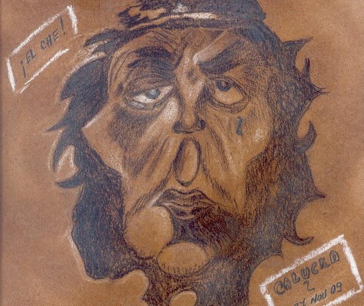 H Ngeregal K Che las caricaturas de daniel ernesto che guevara