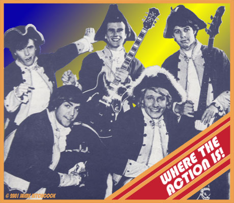 Paul Revere & the Raiders,