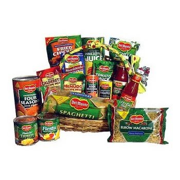 Image of Del Monte Bountiful Delight  - SendRegalo.com ~ Send flowers to the Philippines, Send Roses to the Philippines