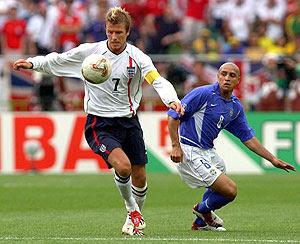 Inglaterra - Brasil