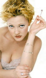 Drew Barrymore Amores