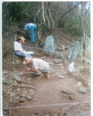 Estudios cientificos en el àrea del Municipio Carache 2007